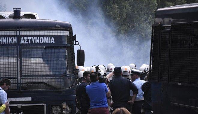 Διαμαρτυρία στο Πισοδέρι