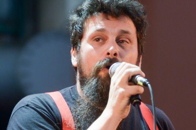 Ο μουσικός και τραγουδιστής Σπύρος Γραμμένος