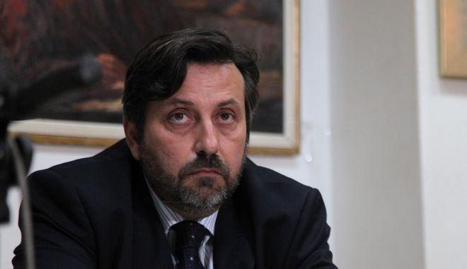 Ο πρόεδρος των Γιατρών του Κόσμου Νικήτας Κανάκης