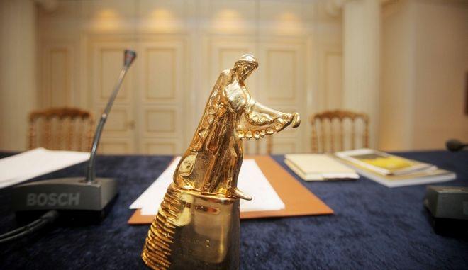 """Η Χρυσή Αθηνά, βραβείο του Διεθνούς Φεστιβάλ Κινηματογράφου """"Νύχτες Πρεμιέρας"""""""