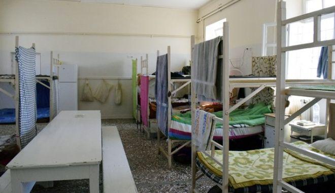 Φωτογραφία αρχείου από ελληνικές φυλακές