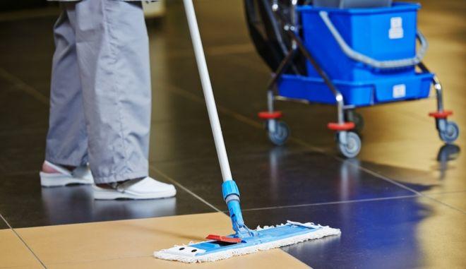 Καθαρίστρια, Φωτογραφία Αρχείου