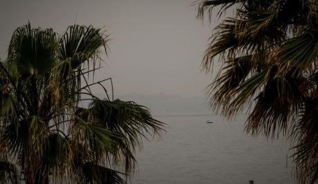 Αφρικανική σκόνη στον ουρανό της Αττικής