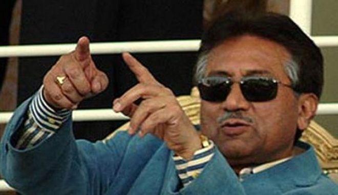 """Ο Περβέζ Μουσάραφ θα δικαστεί """"για προδοσία"""""""