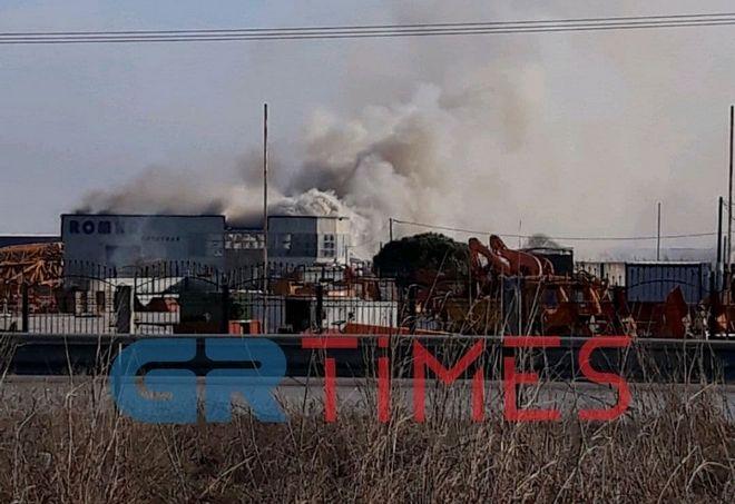 Φωτιά στη Σίνδο: Νεκρός ο πρόεδρος των Πυροσβεστών Κεντρικής Μακεδονίας