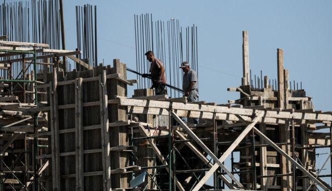 Φωτό αρχείου: Οικοδομή στην Αθήνα