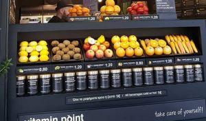 Κάνε μια στάση για τη βιταμίνη σου στο κέντρο της Αθήνας