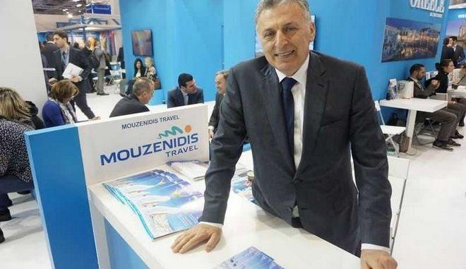 Μπόρις Μουζενίδης