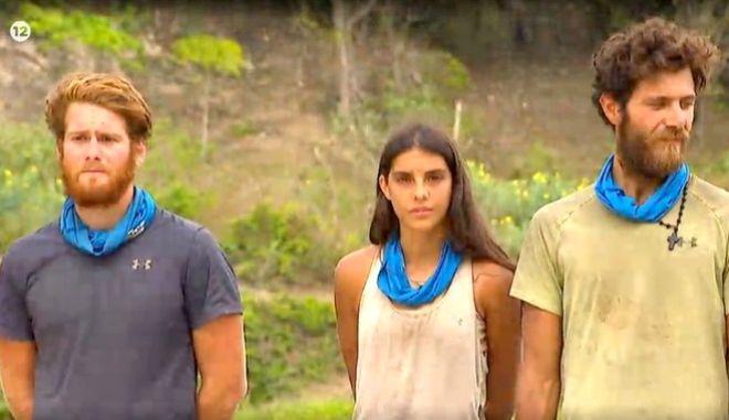"""Survivor 4 - Το """"καρφί"""" της Άννας Μαρίας για τη Μαριαλένα και τους """"πρώην"""""""