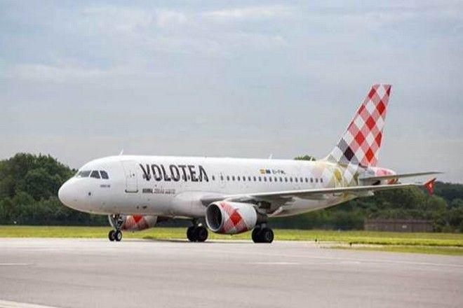 Αεροσκάφος της VOLOTEA