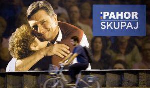 Σλοβενία: Ο Σοσιαλδημοκράτης Πάχορ νικητής στον πρώτο γύρο των προεδρικών εκλογών