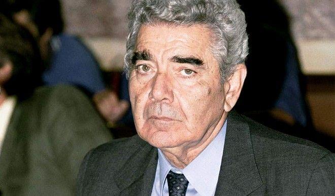 Πέθανε ο πρώην υπουργός Βασίλης Κεδίκογλου