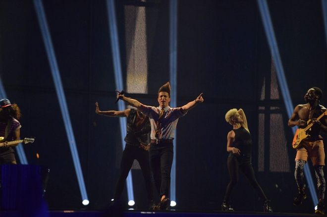 Η Αυστρία κέρδισε με την Κοντσίτα τη Eurovision. Στην 20ή θέση η Ελλάδα