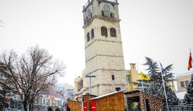 Καμπαναριό στην Κοζάνη (φωτογραφία αρχείου)