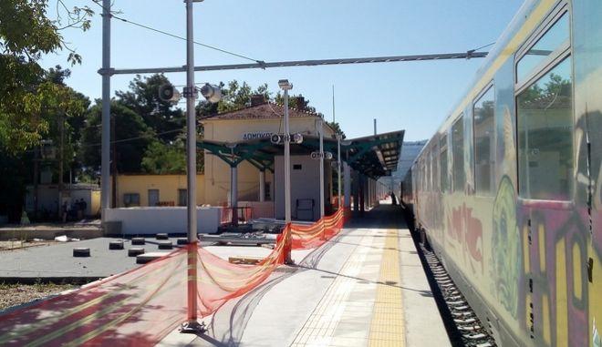 Εντός του Φθινοπώρου η ολοκλήρωση της γραμμής τρένου Λιανοκλάδι-Δομοκός