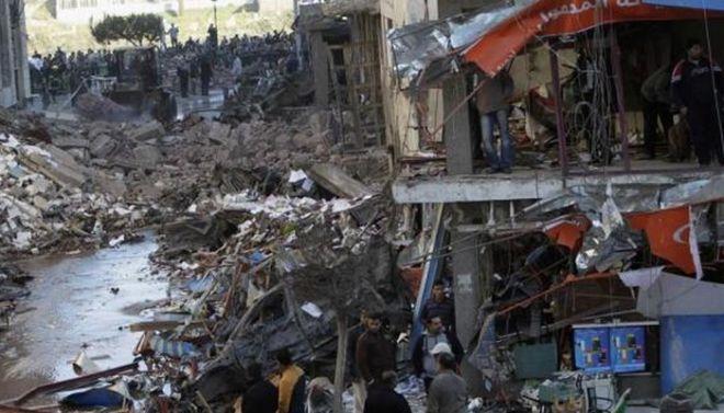 Αιματηρή βομβιστική επίθεση στην Αίγυπτο με 14 νεκρούς και 134 τραυματίες