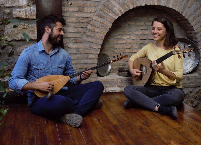Τραγούδια για λιμάνια της Μεσογείου με τους Ancoretto Ensemble