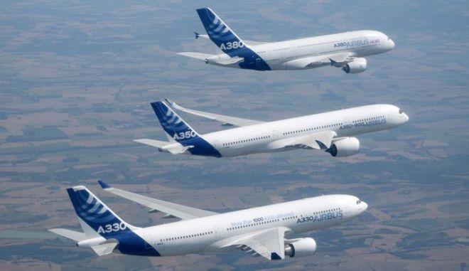 Γερμανία: Η κυβέρνηση αποφάσισε την αγορά τριών νέων κυβερνητικών αεροσκαφών