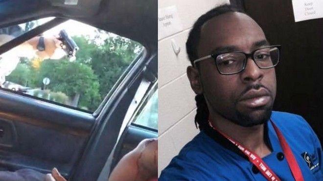 Ξέσπασε η σύντροφος του δολοφονημένου Αφροαμερικανού: Σηκώσαμε τα χέρια ψηλά και του έριξαν πέντε σφαίρες