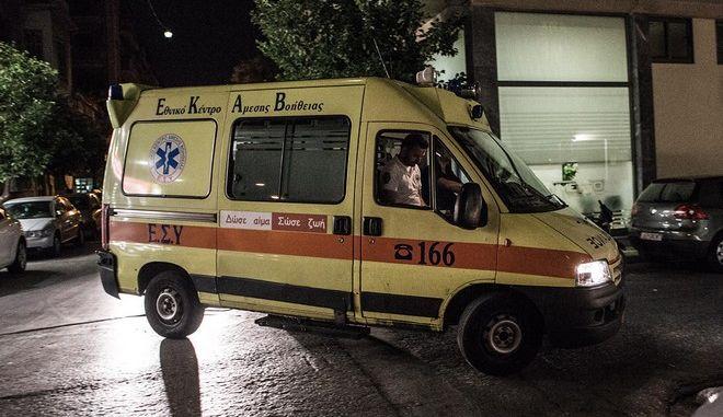 Θεσσαλονίκη: Σε κρίσιμη κατάσταση κοριτσάκι - Έπεσε από μπαλκόνι 3ου ορόφου