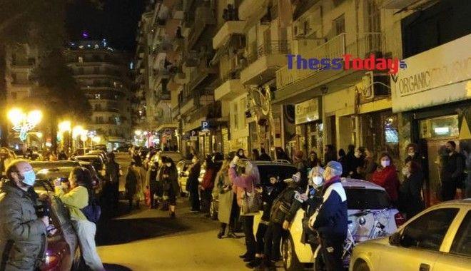 Θεσσαλονίκη: Η αστυνομία διέκοψε διαμπαλκονική συναυλία