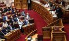 Ψήφος εμπιστοσύνης Βουλή