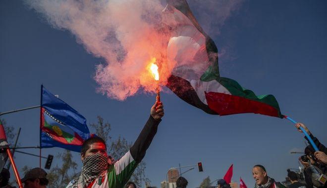 Διαδηλώσεις για την επέτειο του στρατιωτικού πραξικοπήματος