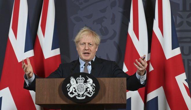 Ο πρωθυπουργός της Μεγάλης Βρετανίας