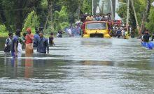 Βιβλική καταστροφή στην Ινδία