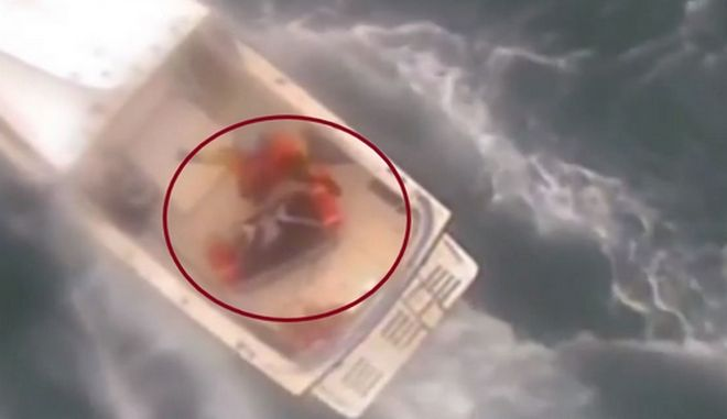 ΗΠΑ: Η στιγμή της διάσωσης σέρφερ που του επιτέθηκε καρχαρίας