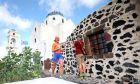 Santorini Experience 5.9.19 day one running
