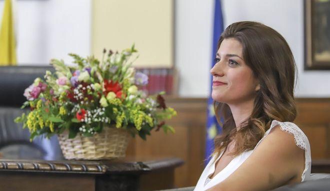 Αθλιότητες σύγχρονων γκεμπελίσκων η στοχοποίηση της Κ. Νοτοπούλου σύμφωνα με τον ΣΥΡΙΖΑ Θεσσαλονίκης