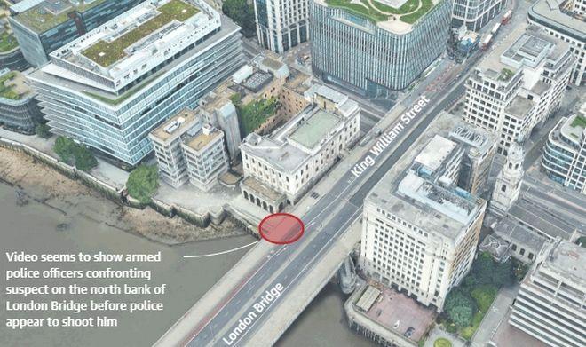 Λονδίνο: Επίθεση με μαχαίρι στη γέφυρα London Bridge - 3 νεκροί