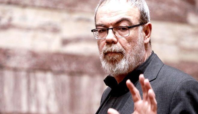 O βουλευτής του ΣΥΡΙΖΑ, Γιώργος Κυρίτσης