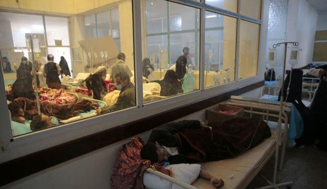 Υεμένη: Χωρίς προηγούμενo η επιδημία χολέρας