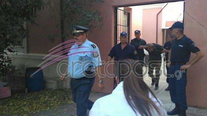 Κρήτη: Στη φυλακή ο δολοφόνος του καρδιολόγου
