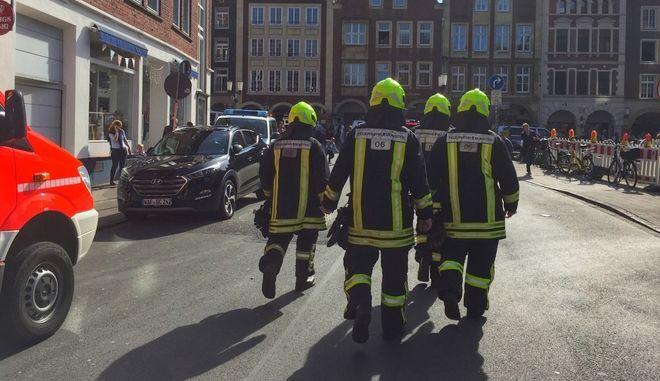 Το περιστατικό στο Μύνστερ ακριβώς ένα χρόνο μετά την επίθεση στη Στοκχόλμη