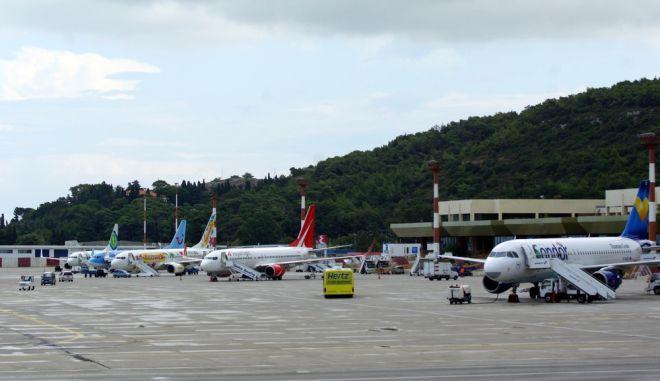 Το αεροδρόμιο της Ρόδου είναι από τα 14 που βρίσκονται σε διαδικασία αναβάθμισης