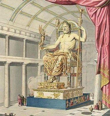 Μηχανή του Χρόνου: Έτσι ήταν το άγαλμα της Αθηνάς. Τι έγινε το αριστούργημα του Φειδία που κατηγορήθηκε ότι καταχράστηκε τον χρυσό