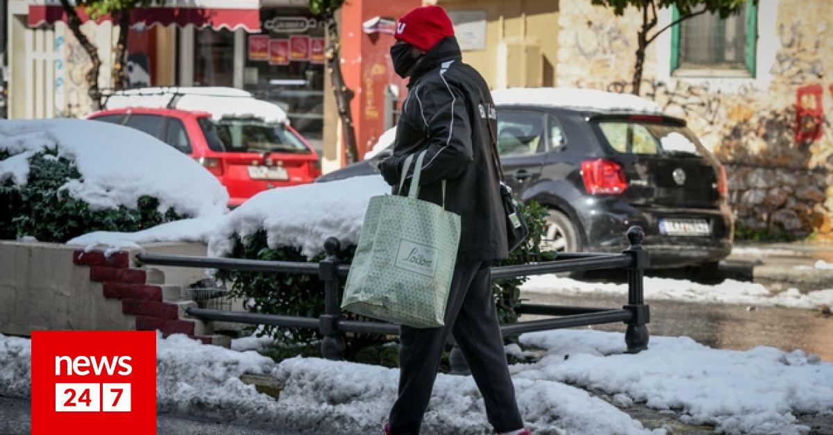 Κακοκαιρία Μήδεια: Ανοίγουν άρον-άρον καταστήματα με θερμαντικά είδη σε Βόρεια και Ανατολική Αττική – Κοινωνία
