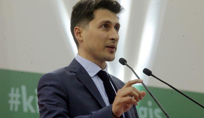 Ο Π.Χρηστίδης