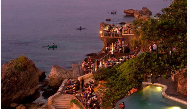 Τα καλύτερα beach bars στον κόσμο. Ένα είναι ελληνικό