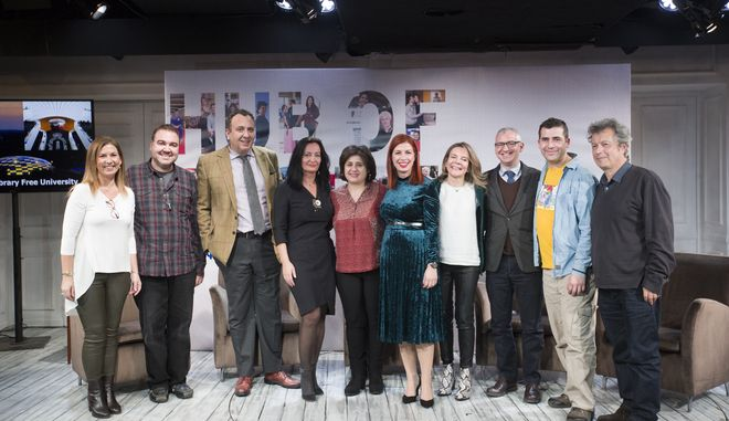 Hub of Stories απο τον ΔΑΑ στο πλαίσιο της «Αθήνα 2018 Παγκόσμια Πρωτεύουσα Βιβλίου»