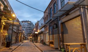 Τα Λαδάδικα στη Θεσσαλονίκη