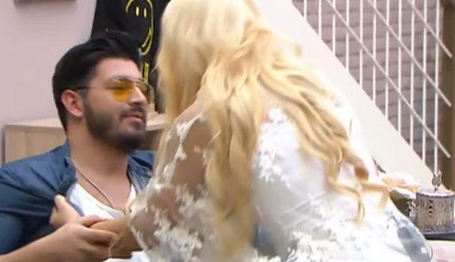 Power of Love: Ο Πάνος άρπαξε και φίλησε τη Στέλλα - Πώς αντέδρασε η όμορφη Κρητικιά