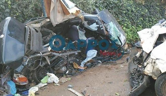 Ασύλληπτη τραγωδία στην Κυπαρισσία - Νεκροί σε τροχαίο τρεις 15χρονοι
