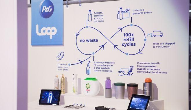 Η P&G κάνει πράξεις τα λόγια για τη βιώσιμη ανάπτυξη