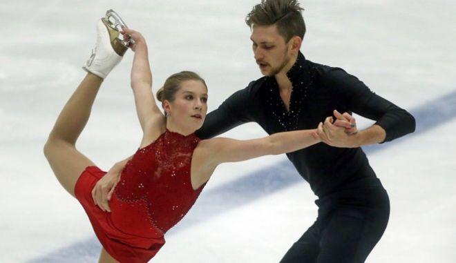 Ekaterina Alexandrovskaya και Harley Windsor