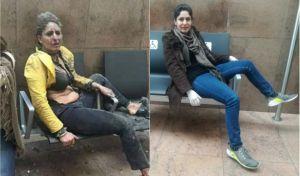 Η γυναίκα-σύμβολο κατά της τρομοκρατίας μιλάει στο NEWS24/7