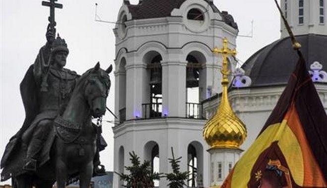 Ρωσία: Αποκαλυπτήρια του πρώτου αγάλματος του Ιβάν του Τρομερού